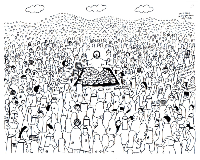 700x559 Only Jesus