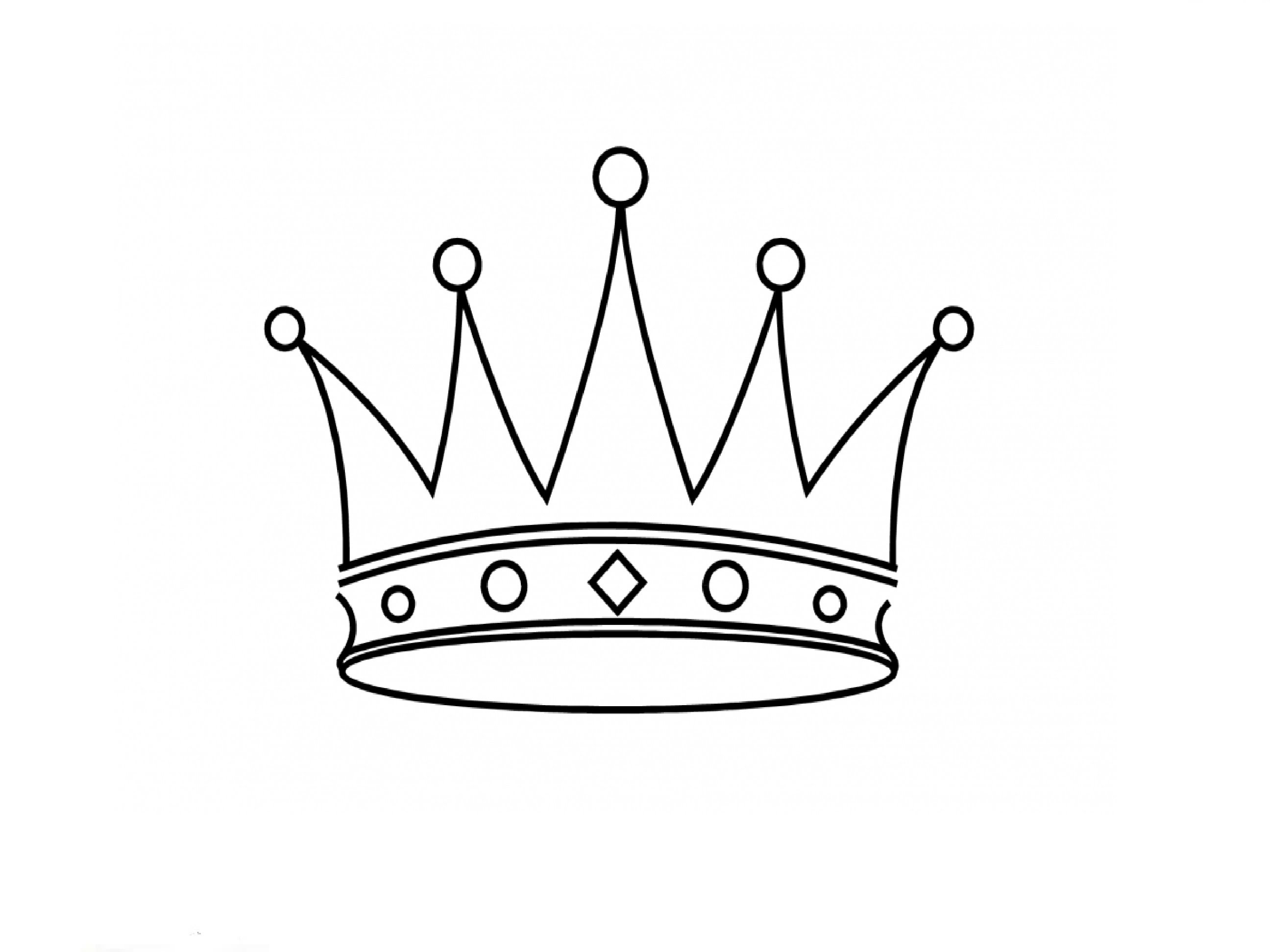 2592x1944 How To Draw Graffiti Crown Graffiti Crown Drawings How To Draw