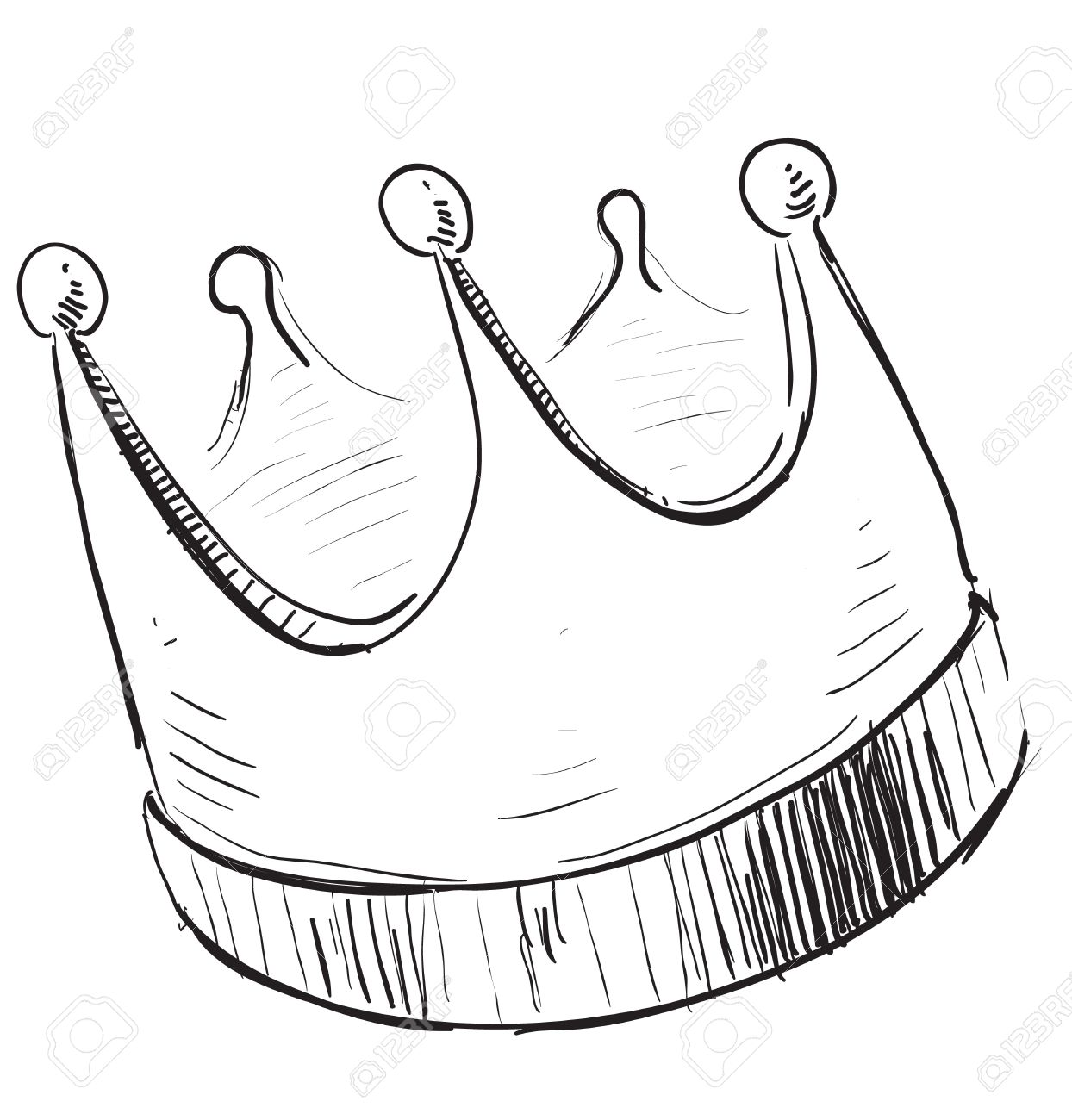 1244x1300 Simple Crown Icon Royalty Free Cliparts, Vectors, And Stock