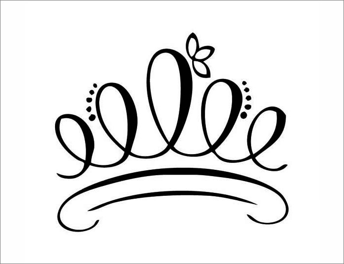 700x538 Professional King And Queen Crown Templates Pet Designs Premium