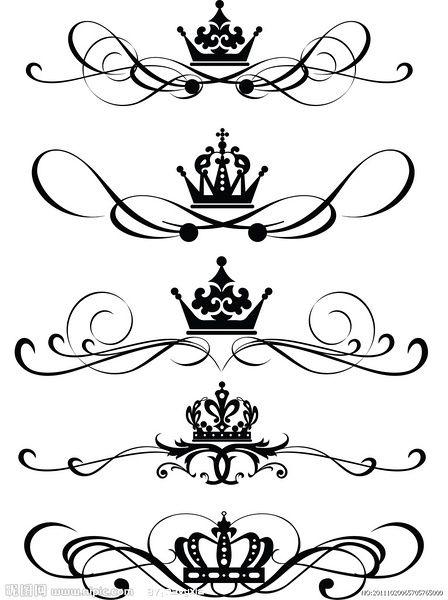 448x600 Crown Tattoo Designs (12)