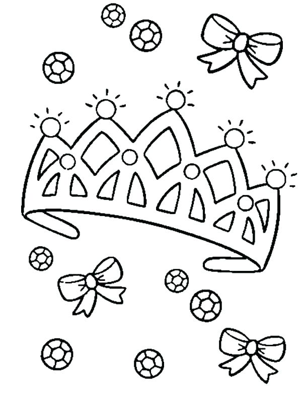 600x790 King Crown Coloring Page Template Princess Crown Library King