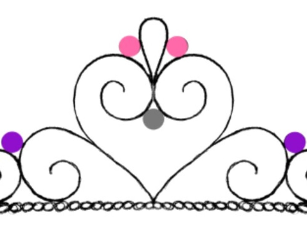 Crown Drawing Template At Getdrawings Free For Personal Use