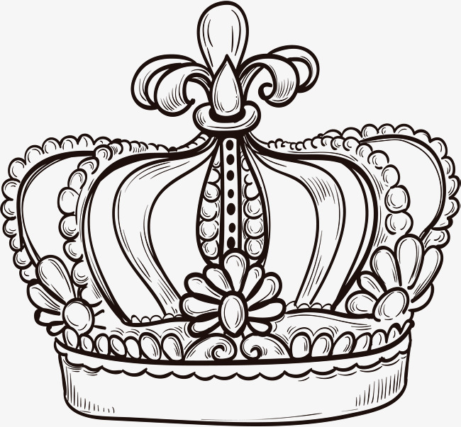 650x603 King Of The Crown, Vector Material, Crown, King Crown Png
