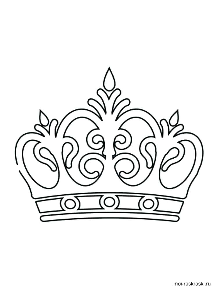 750x1000 Crown Jewels Coloring Page Pages 4
