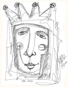 232x300 Crown Jewels Drawings Fine Art America
