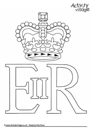 320x453 Queen Elizabeth Ii Printables For Kids