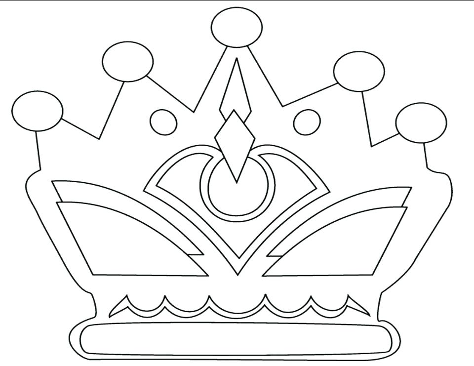 960x741 Crown Coloring Page Crown Coloring Page Crown Coloring Free