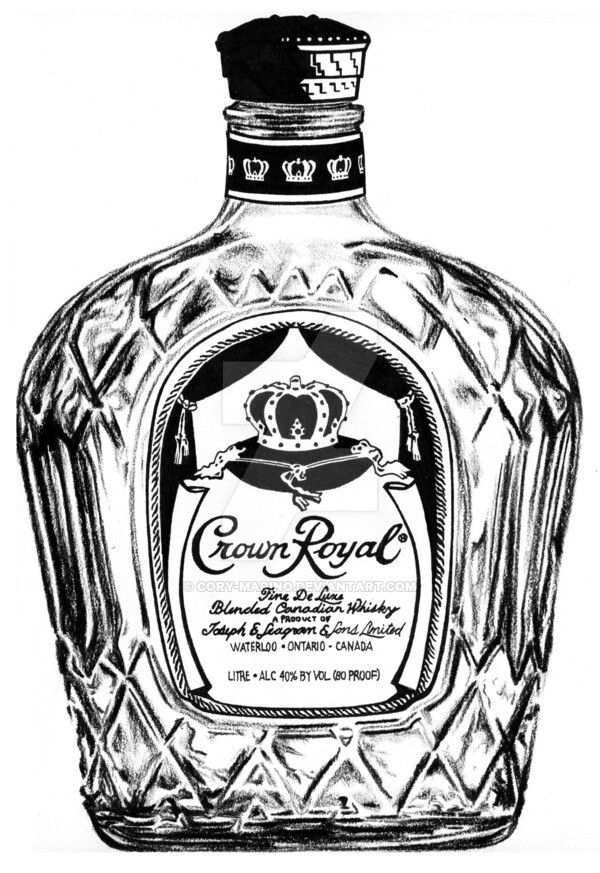 Crown Royal Drawing