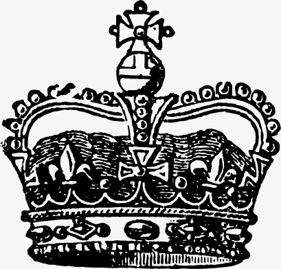409x391 Royal Family Crown Vector Material, Royal Family, Imperial Crown