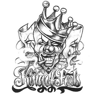 Crown Tattoo Drawing