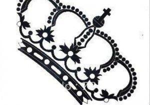 300x210 Crown Tattoo Designs For Ladies Tattoo Ideas