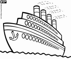 236x196 Steam Boat Coloring Page Templates Coloring Steam