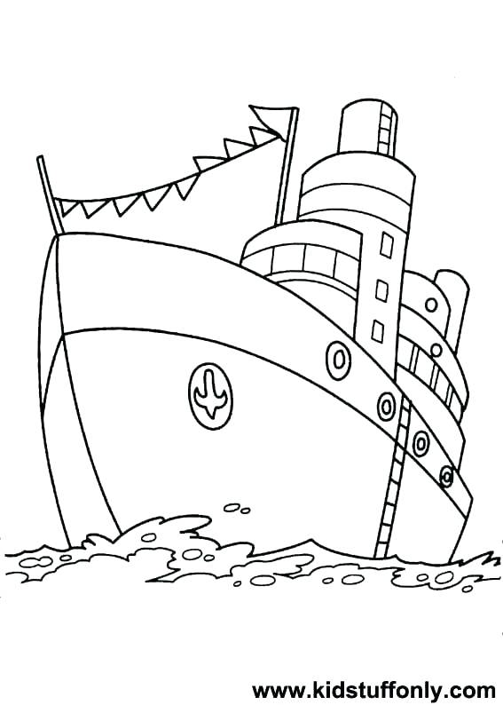 567x794 Elegant Disney Cruise Coloring Pages For Cruise Coloring Pages