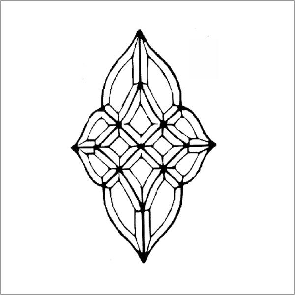 600x600 Franklin Art Glass Studios Inc. Bc Series Bevel Clusters