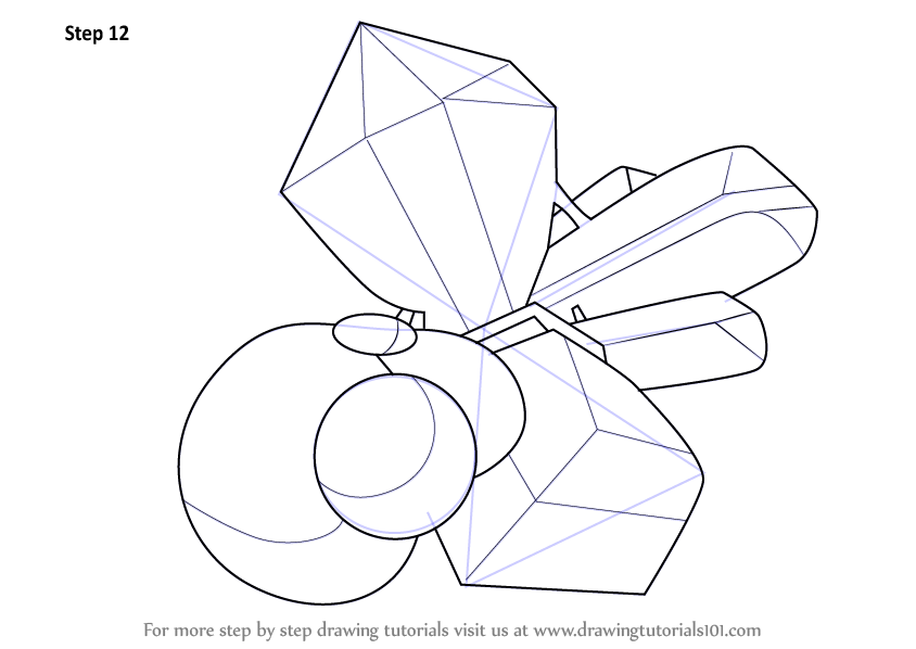 844x598 Learn How To Draw Cluster Gems From Steven Universe (Steven