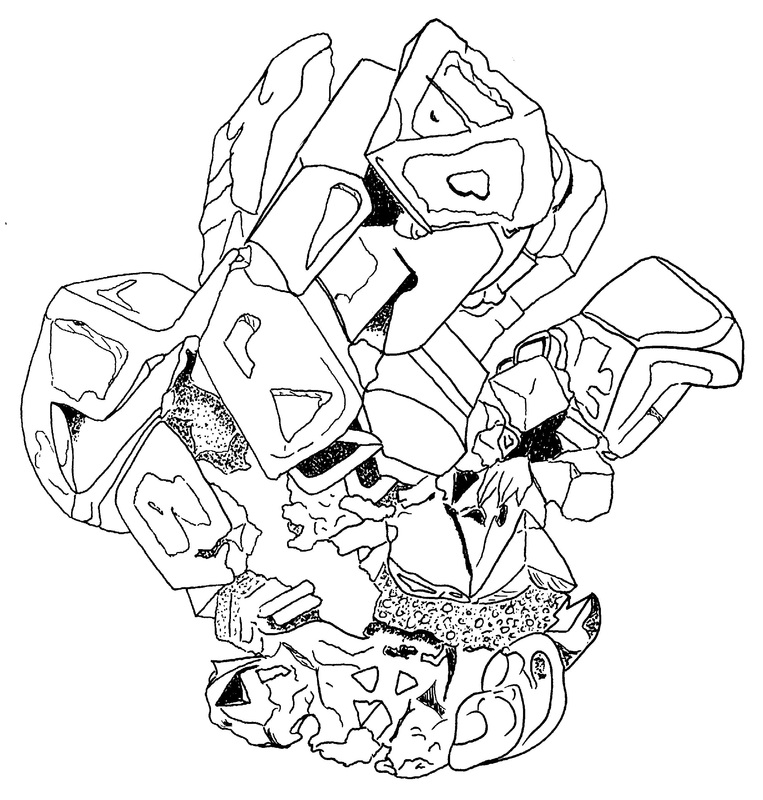 763x800 Gold Coloring Page 3