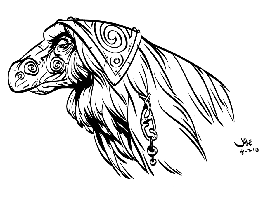 900x678 The Dark Crystal – Jake Standley Illustration amp Design