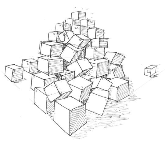 541x480 Hp Source Cube Drawings