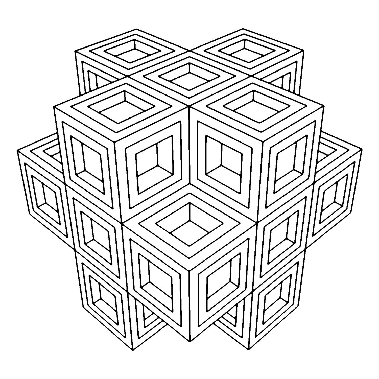 1500x1500 Cubicle Redux.jpg To Color Cubicle, Mandala