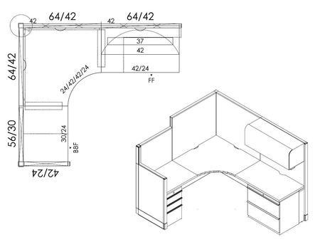 450x347 Remanufactured Knoll Morrison Cubicles Ma Ct Ny Nj Boston Hartford