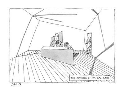 400x300 The Cubicle Of Dr. Caligari
