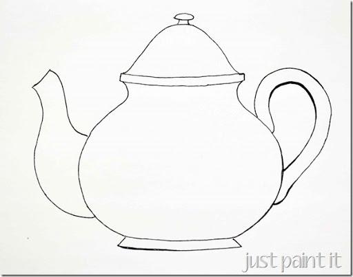 512x403 Sketching A Teacup