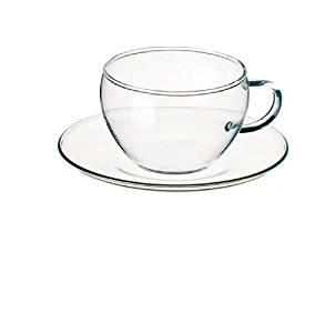 284x300 Simax Glassware 245242324 Eva Tea Cups With Saucer