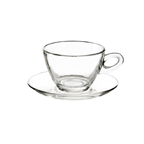 500x500 Cappuccino Cup And Saucer Set Amazon.co.uk