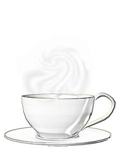 241x300 Drawn Teacup