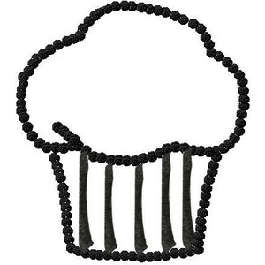 300x300 Cupcake Outline For Jess 3twilight 3glee Takingrequest Dont Use