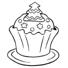 230x230 Top 25 Free Printable Cupcake Coloring Pages Online