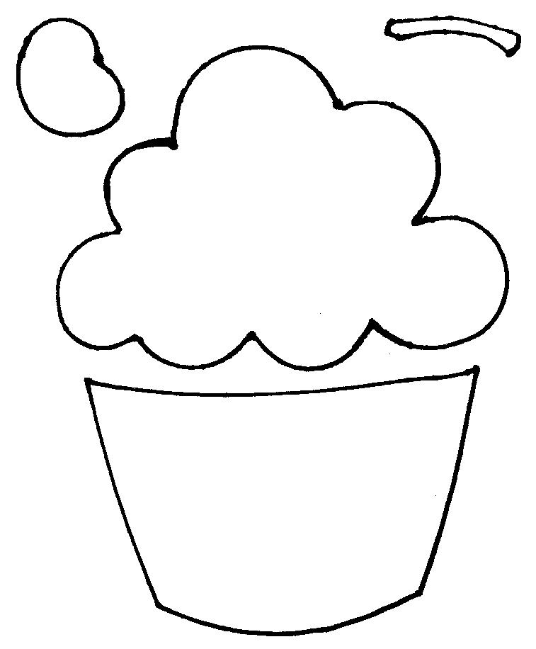 757x916 cupcake template