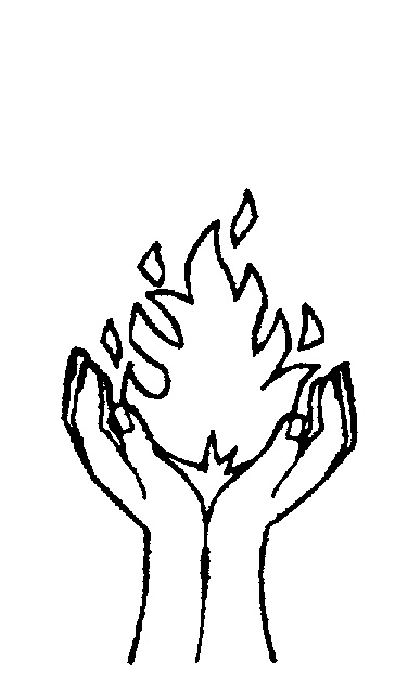 376x643 Cupped Hands Drawings Cupped Clipart Panda