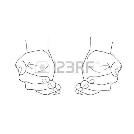 450x450 Cupped Hands Stock Photos. Royalty Free Cupped Hands Images