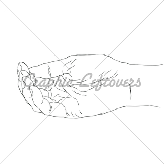 325x325 Cupped Female Hands Gl Stock Images