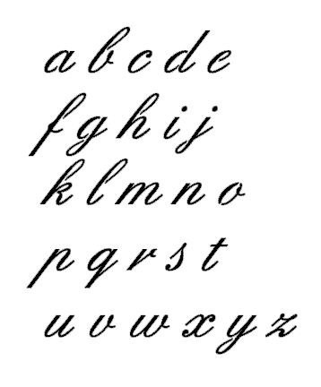Cursive Letters Drawing At Getdrawings Com Free For Personal Use