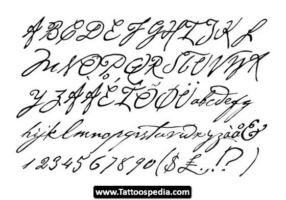560x393 Tattoo Letter Generator Cursive Elaxsir