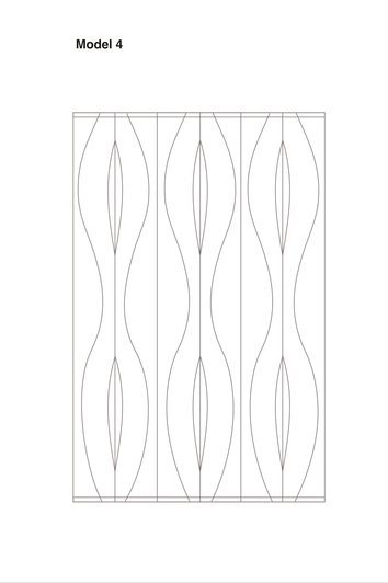 354x532 Linen Curtain