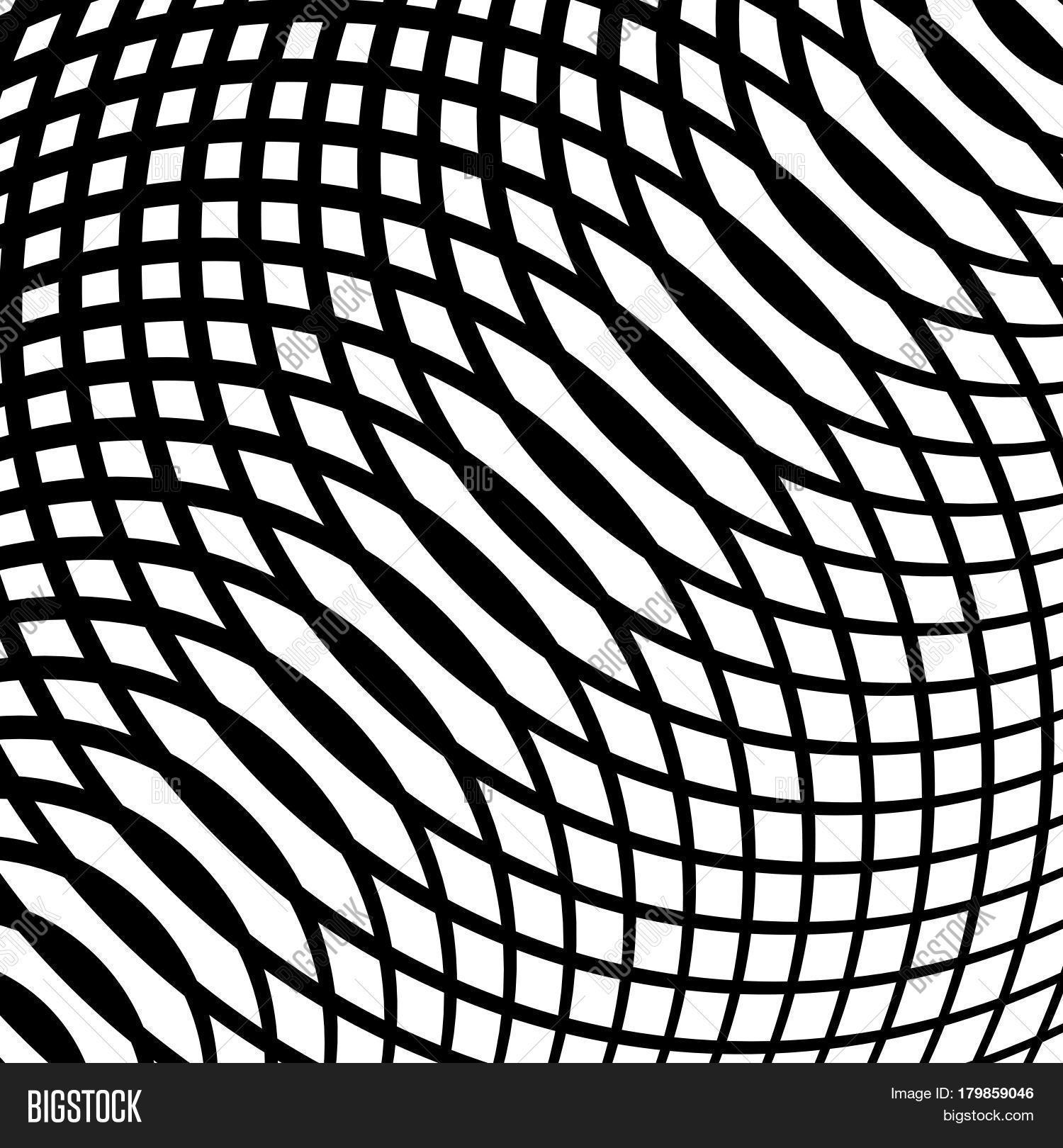 1500x1620 Grid, Mesh Curved Lines. Cellular Vector Amp Photo Bigstock