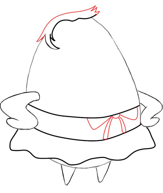 635x755 How To Draw Mrs Puff From Spongebob Squarepants