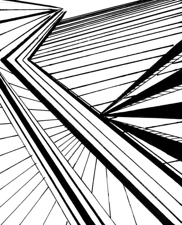600x743 Diagonal Line Design By ~ryazan On Line