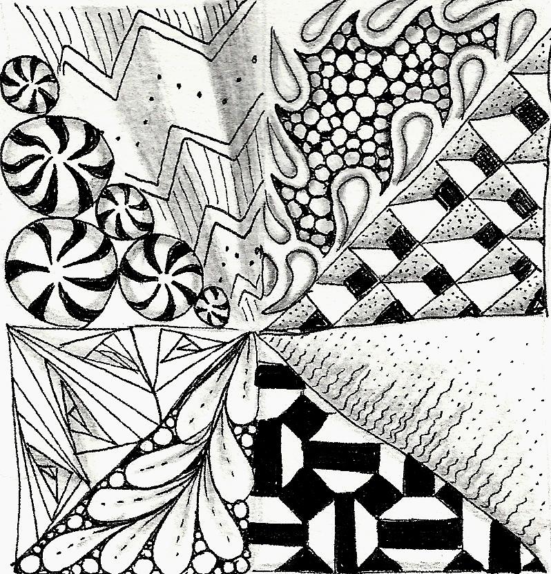 798x831 fortune teller tangled up in art