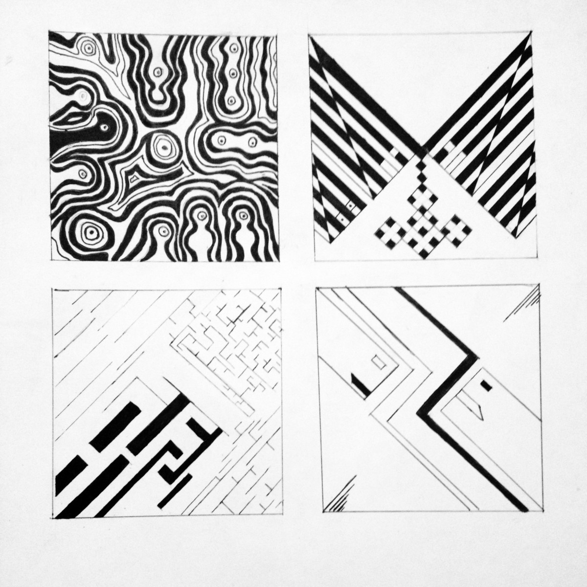 1200x1200 Uses Of Line And Curves Focus On The Title Graphic Principles 1