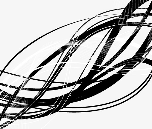 508x432 Abstract Geometric Lines Curve, Abstract, Geometry, Line Png