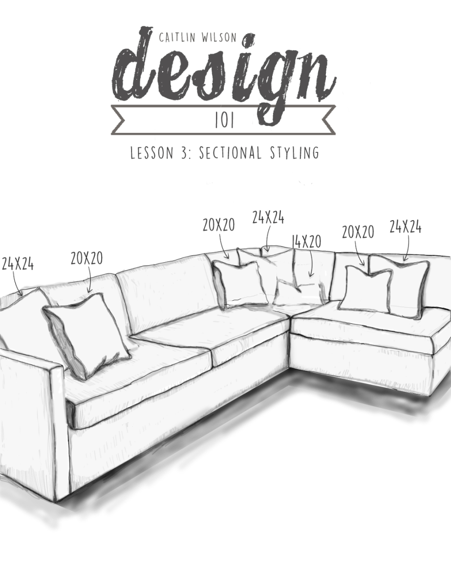 923x1200 Caitlin Wilson Design 101 Lesson 3 Sectional Styling