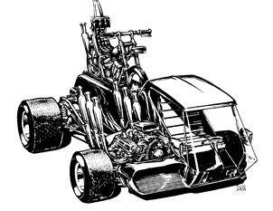 302x233 76 Best Car Toons Images On Car Illustration, Car