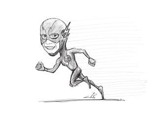300x240 Custom Cartoon Character Sketch, Caricature Drawing, Customized