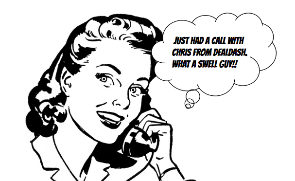 607x372 Customer Phone Interview With Dealdash Employee