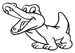 Cute Alligator Drawing At Getdrawings Com Free For Personal Use